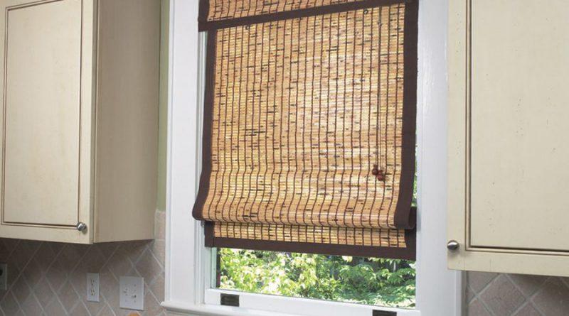 мойка и окно