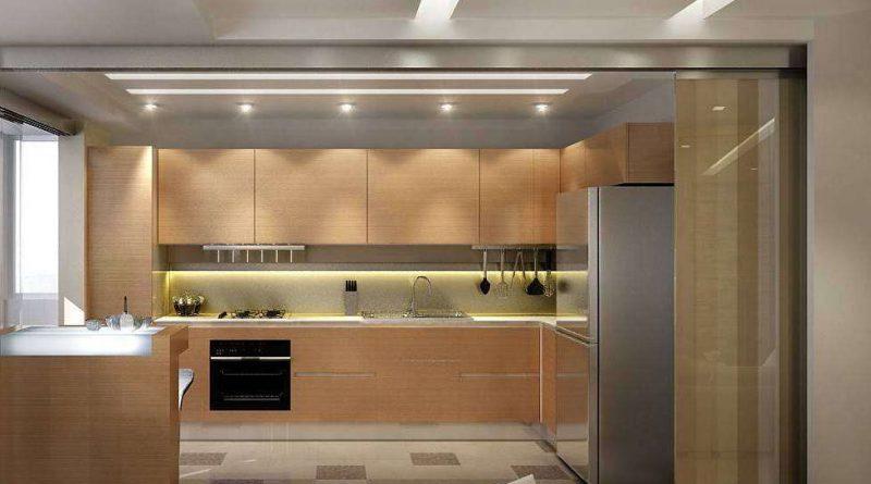 10 способов отделить кухню от гостиной перегородкой