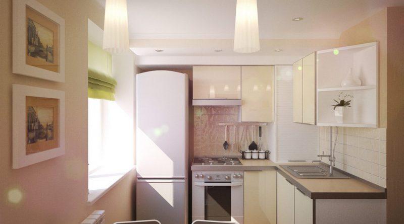 холодильник и печь