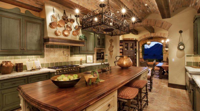 Кухни итальянские дизайн