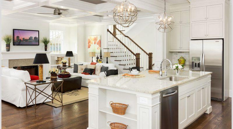 Выбираем идеальную люстру на кухню: советы и примеры