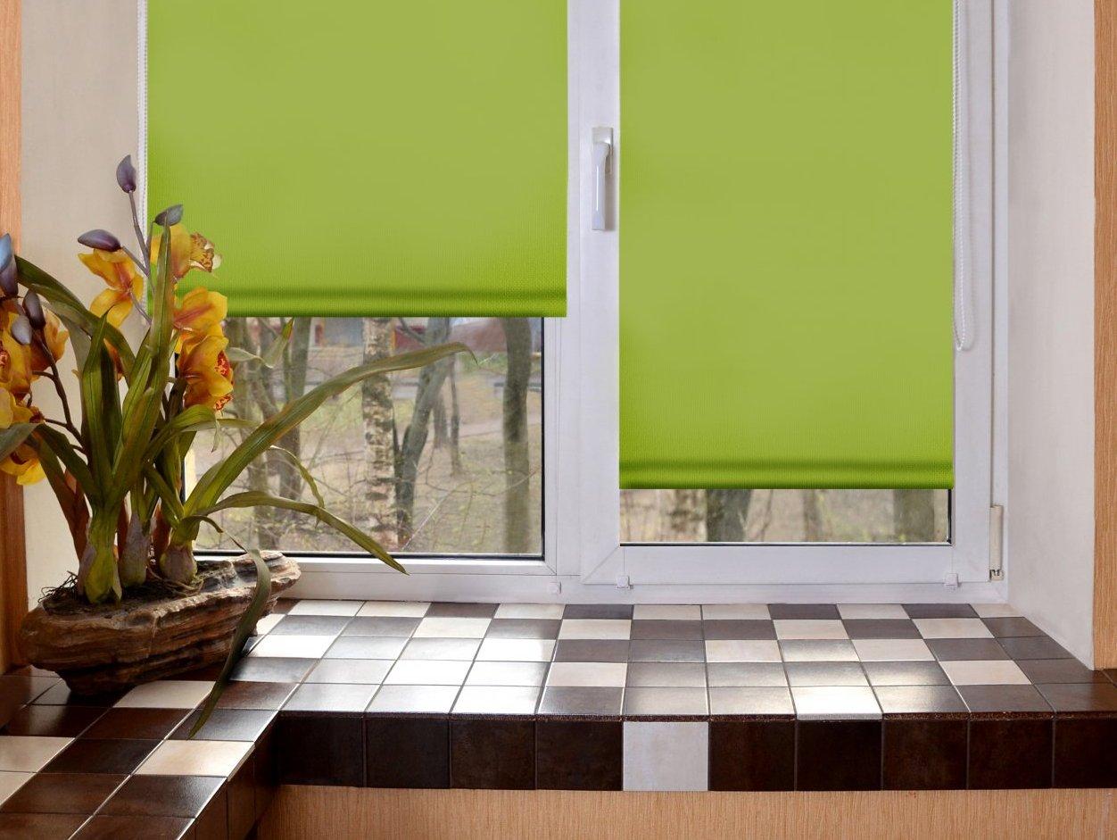 Как выбрать и установить ролл шторы для пластиковых окон (и .