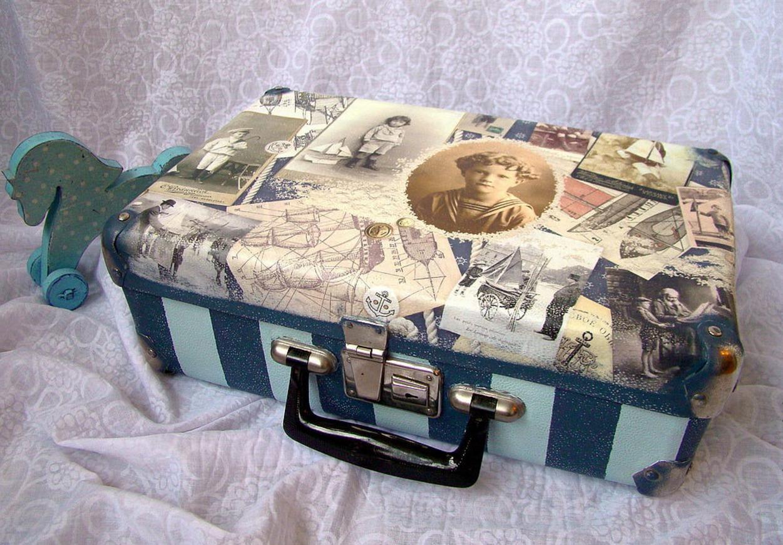 Своими руками чемодан мастер класс