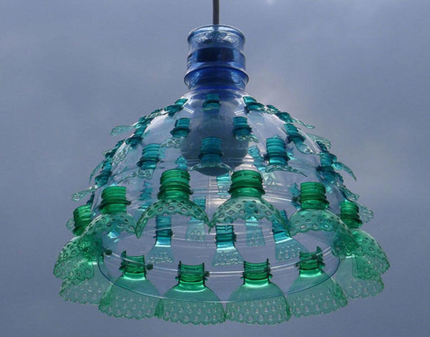 Поделки из пластиковых бутылок из под жидкого порошка
