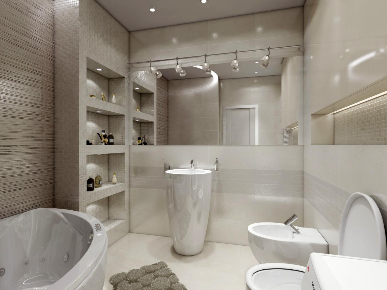 Дизайн ванной комнаты 5 кв.м. фото