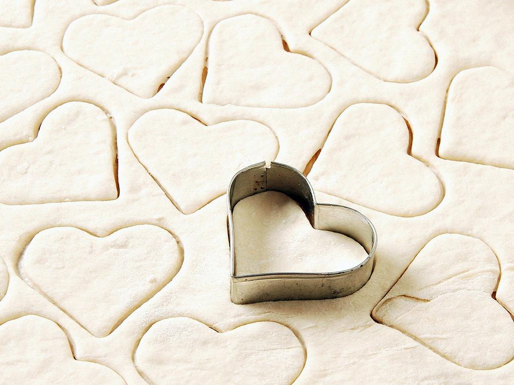 Видео как сделать объемное сердце фото 698