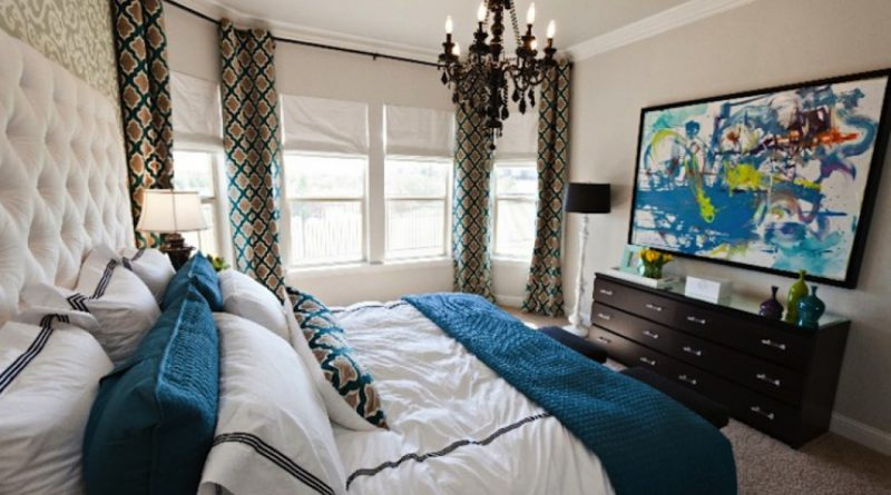 Выбор дизайна для спальни: легкость и спокойствие