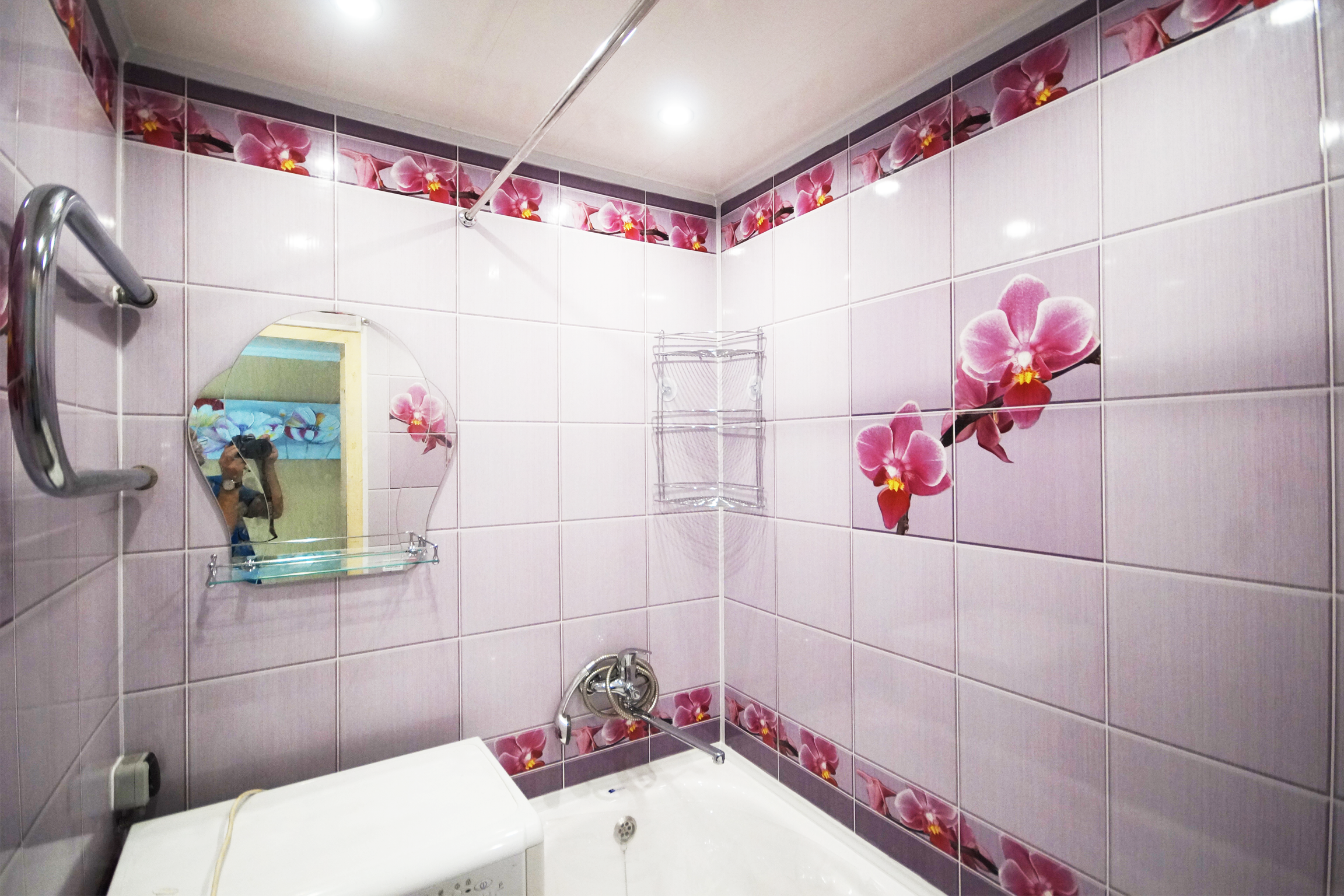 Фото панели для ванной из пвх панелей своими руками