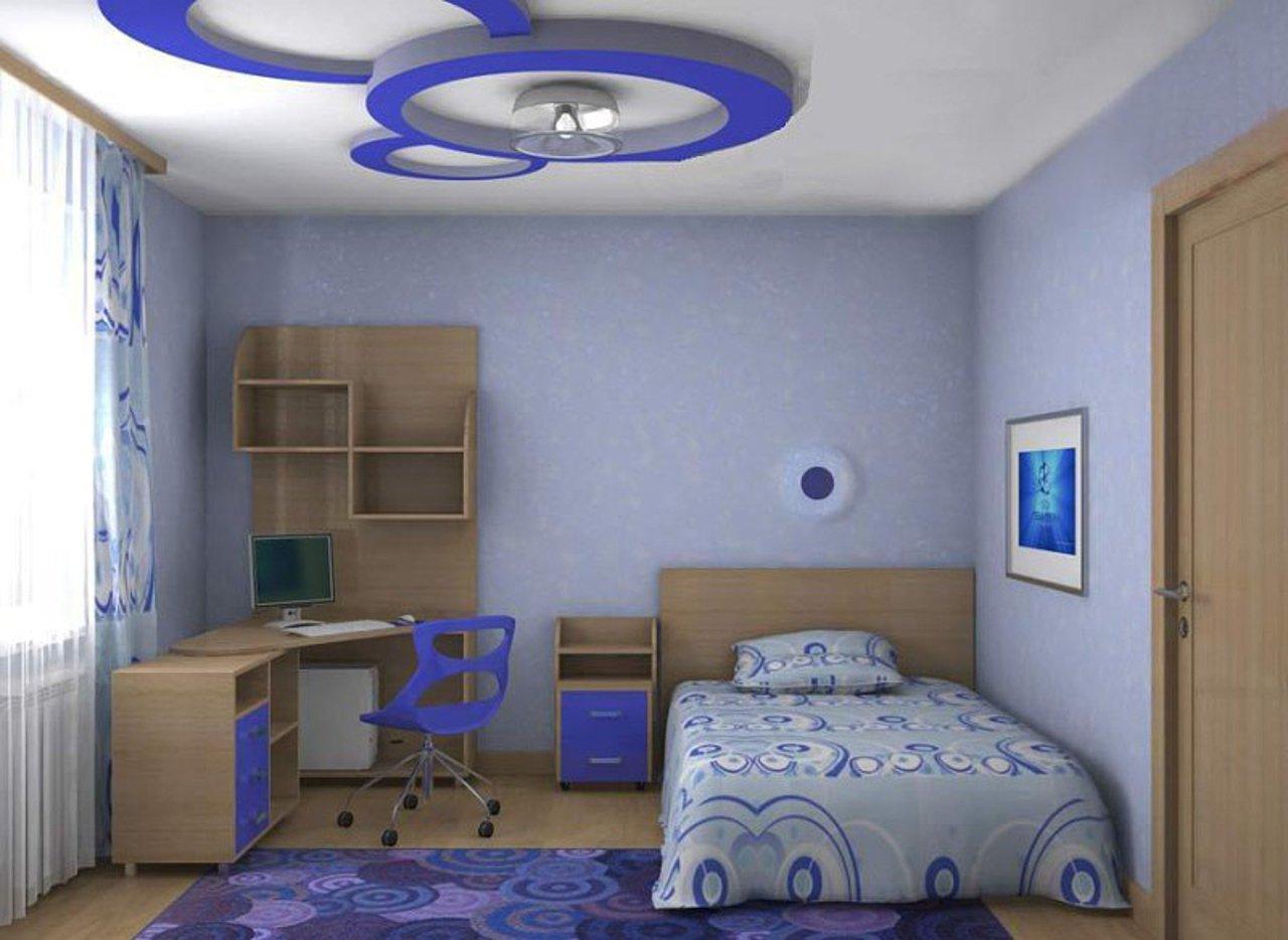Обычная детская комната дизайн