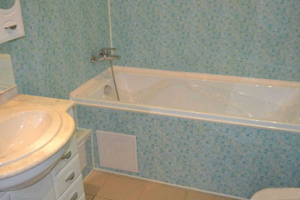 Ванная из панелей своими руками 279