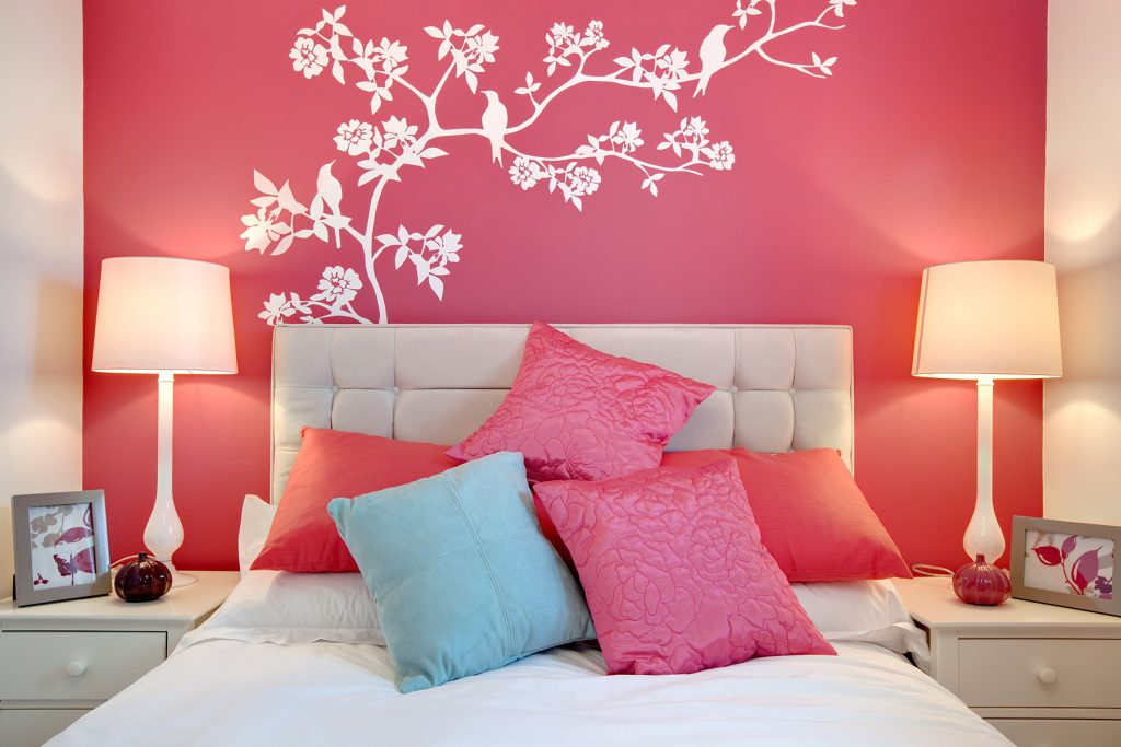 Painting design for wall