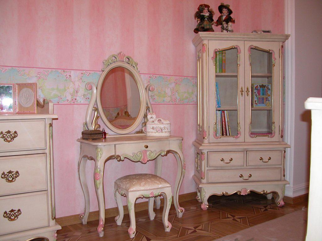 Варианты интерьера детских комнат