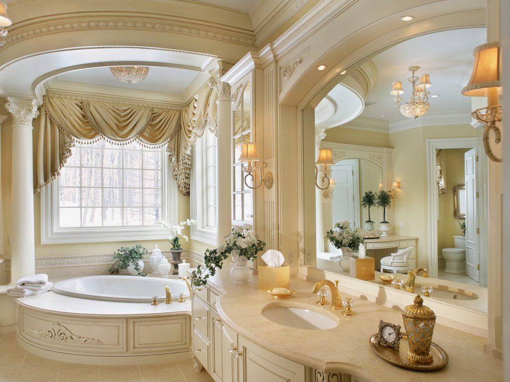 Классический дизайн комнаты