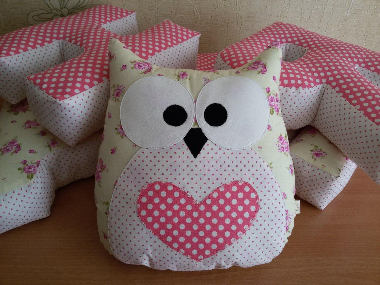 Декоративные подушки игрушки своими руками фото 580