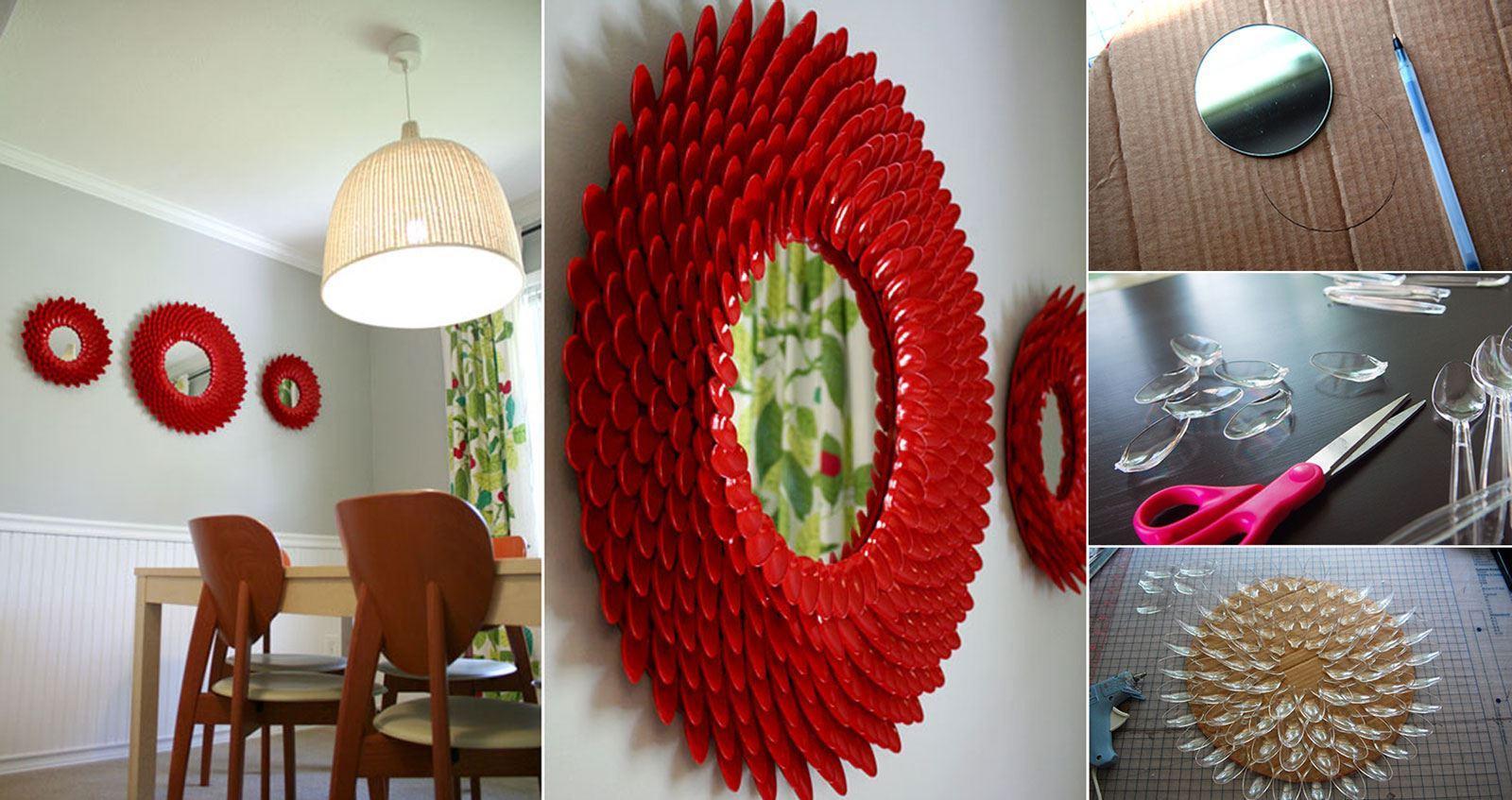 Интерьер декор поделки для дома своими руками