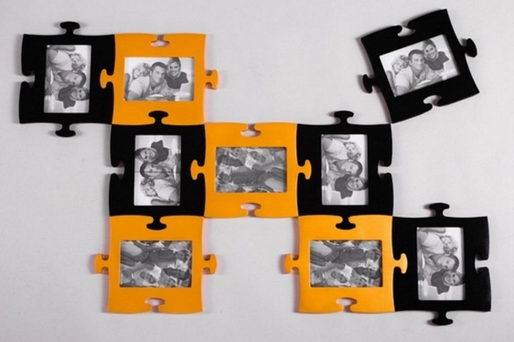 Как украсить рамки с фотографиями своими руками 542