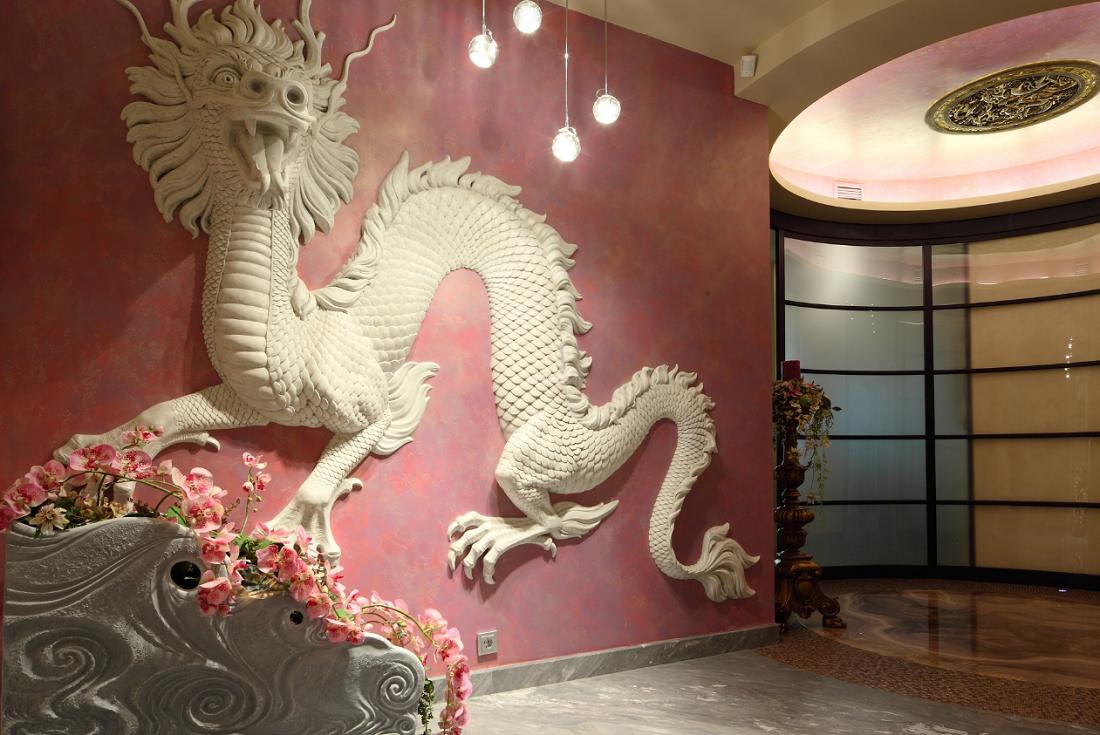 Декор китайский