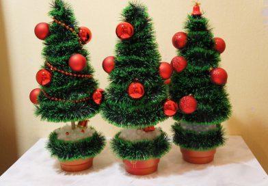 Как сделать новогоднюю елку для дома своими руками: лучшие мастер-классы