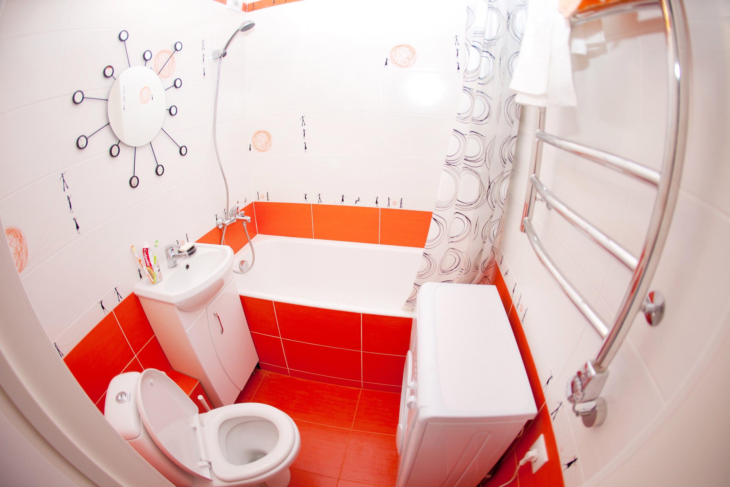 Примеры ремонта маленьких ванн