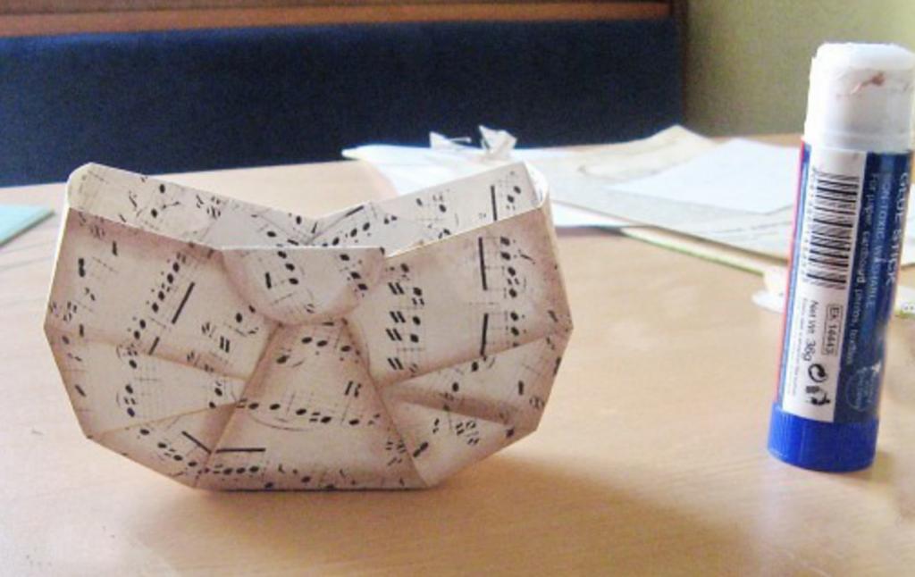 Пасхальная корзинка в стиле винтаж