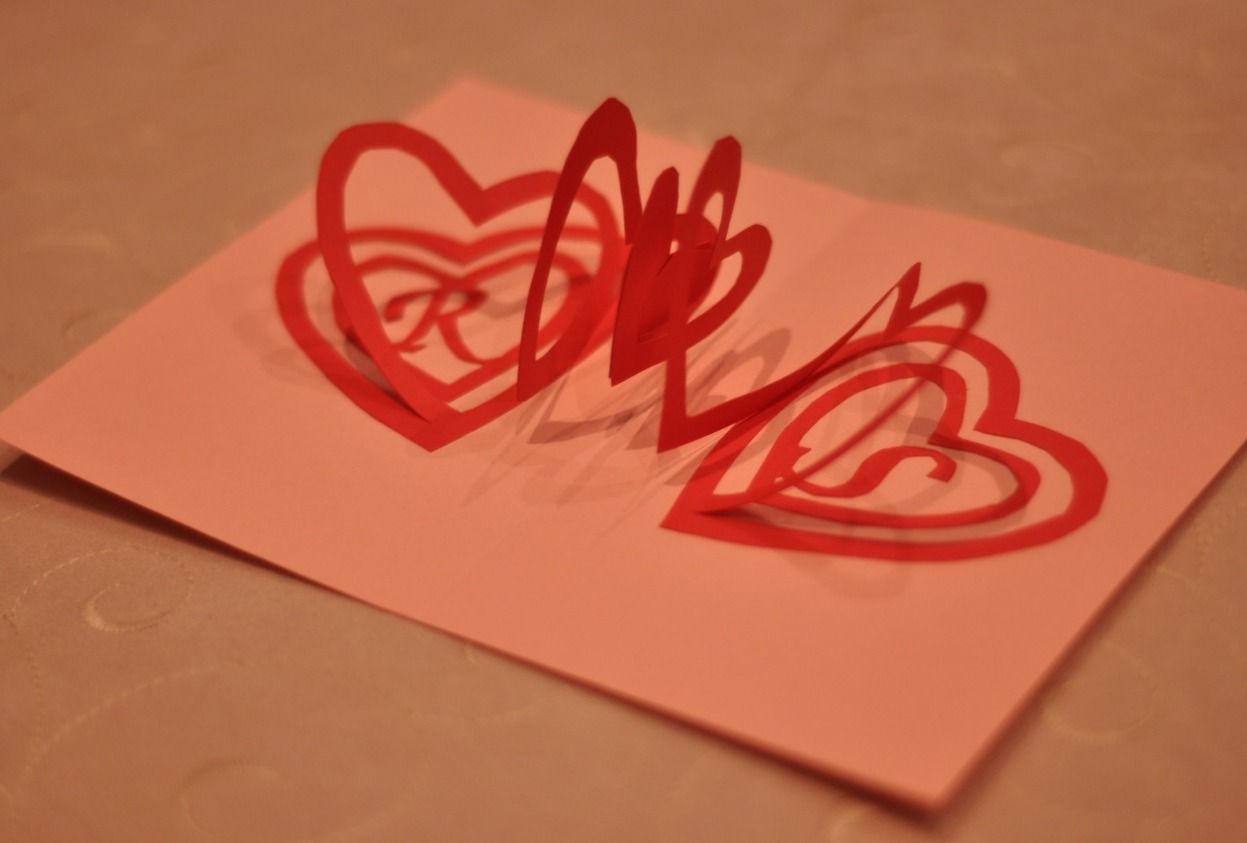 Templates for pop up cards free