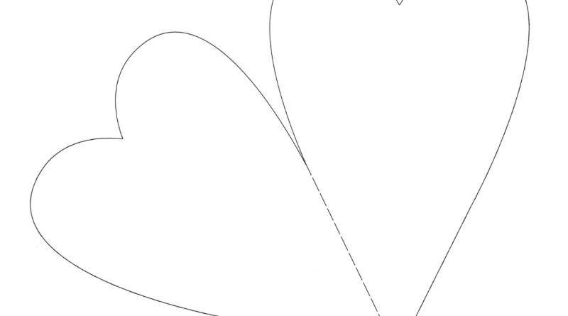 Видео как сделать объемное сердце фото 505