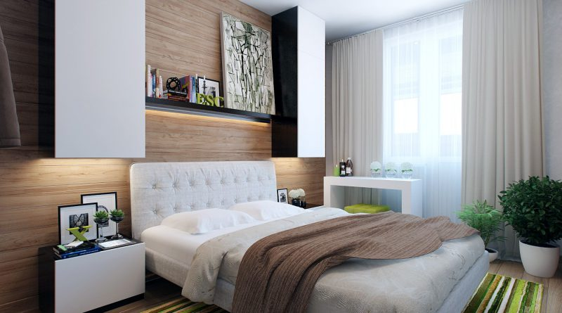 Как сделать красивой и уютной спальню