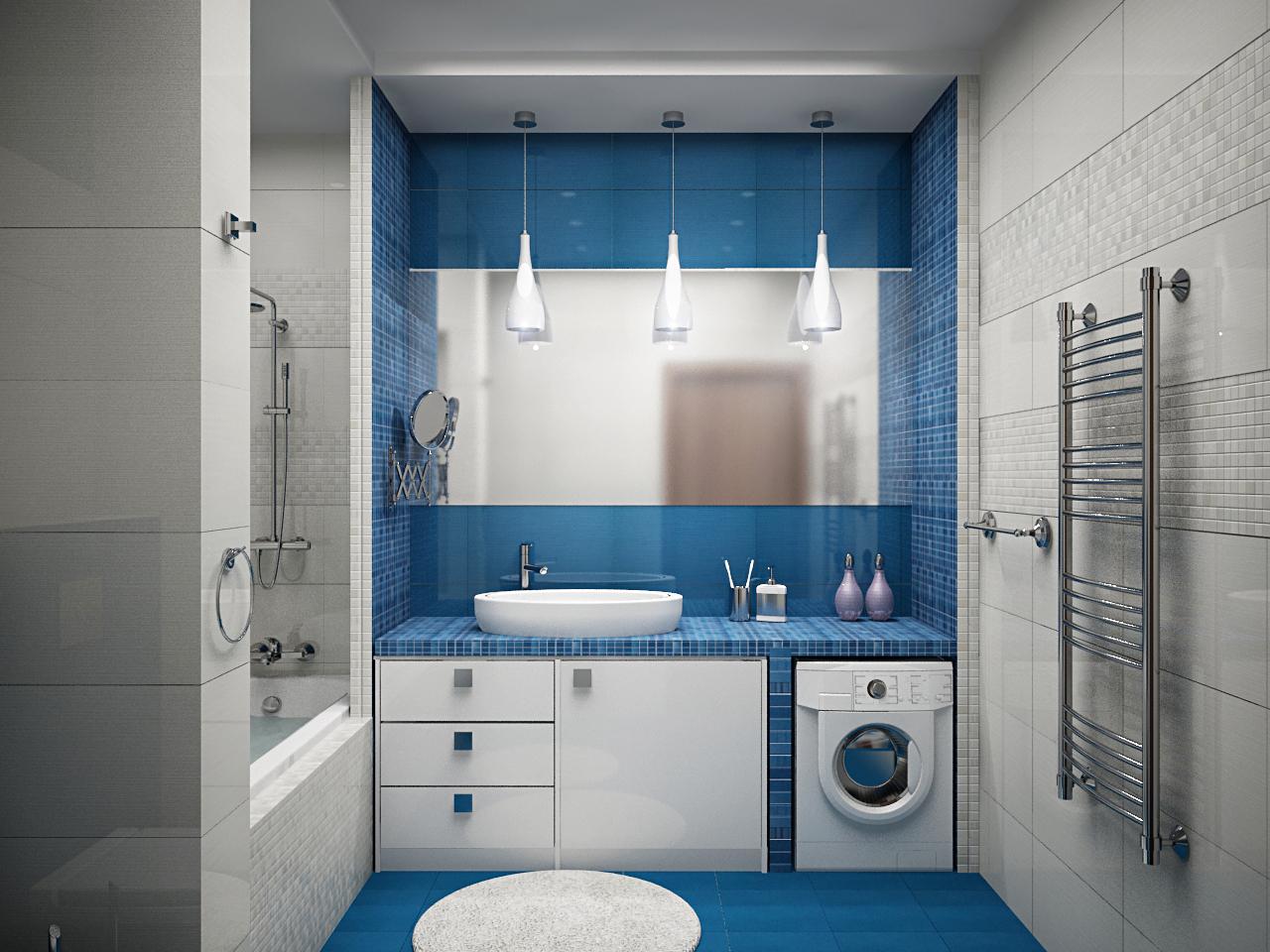 Дизайн ванной комнаты фото 6 кв м со стиральной машиной