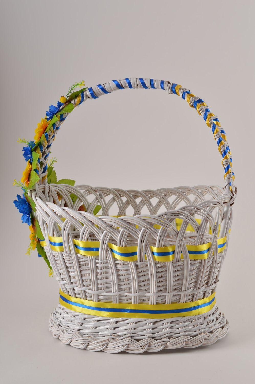 Плетение из лозы своими руками корзин