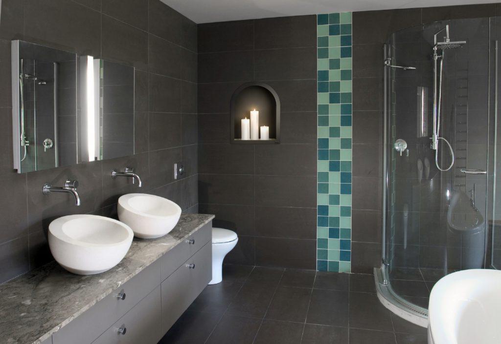 Amazoncom bathroom shower curtain ideas
