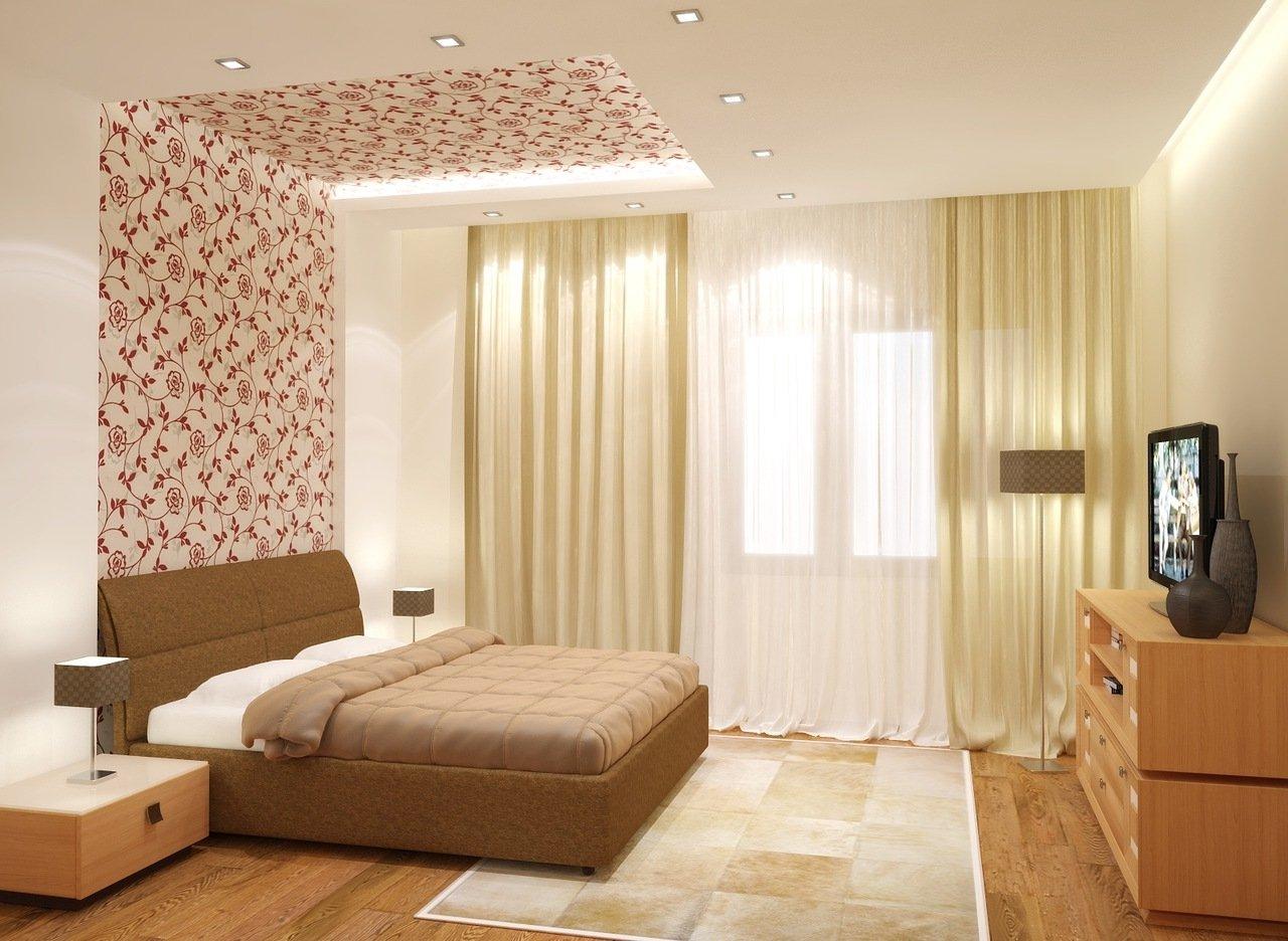 Как подобрать дизайн для маленькой спальни