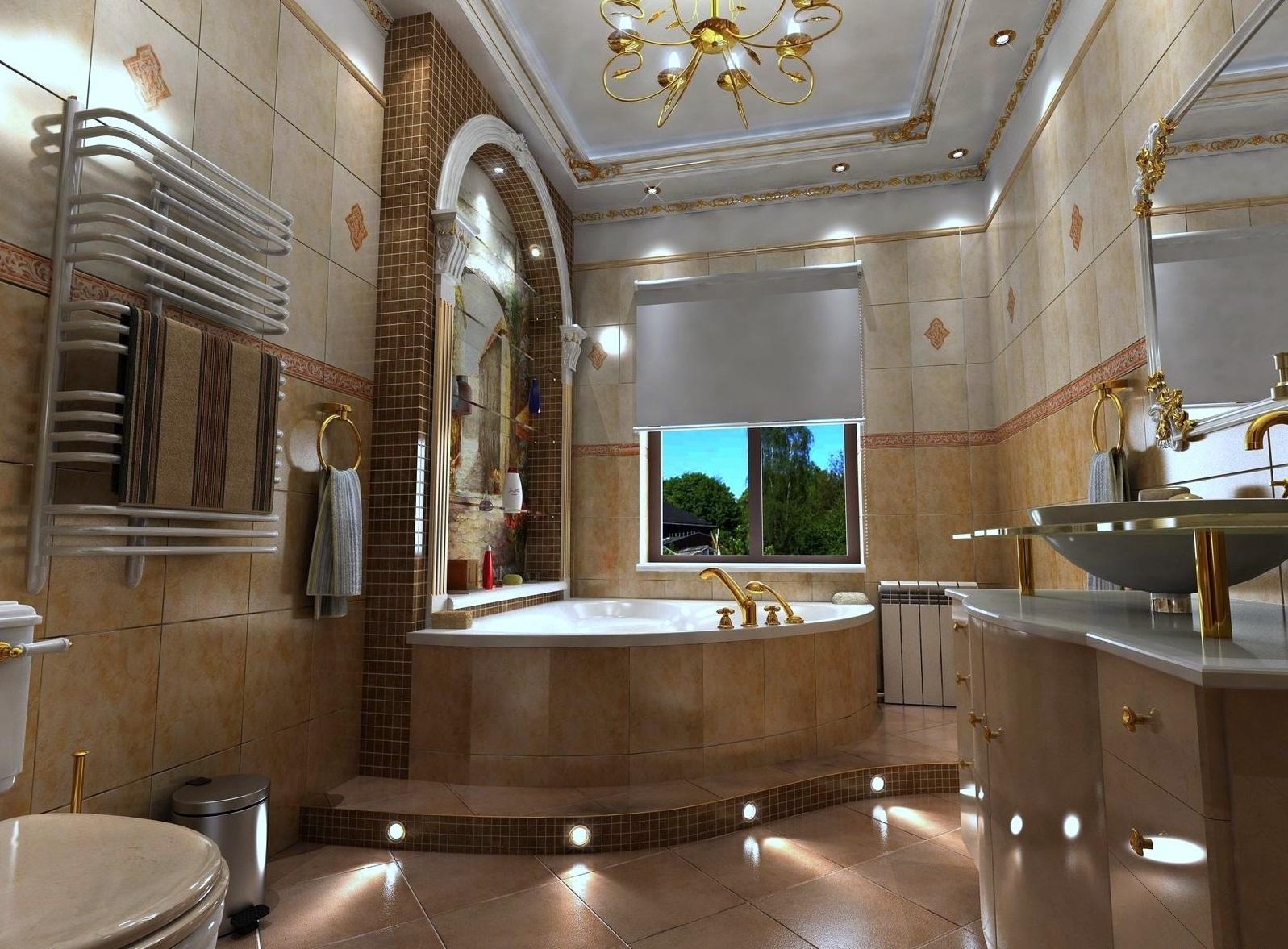 Ванная комната итальянский дизайн