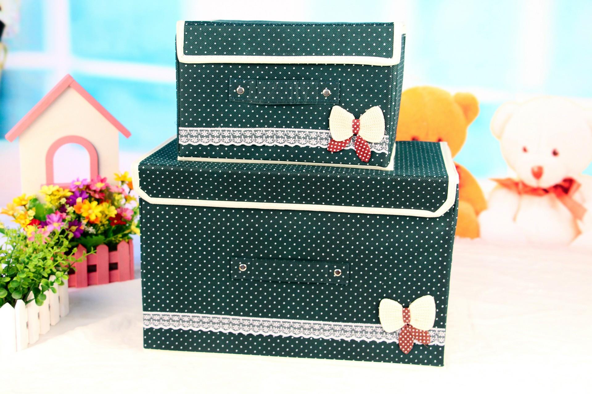 75 новых идей декора коробок для хранения с фото 38