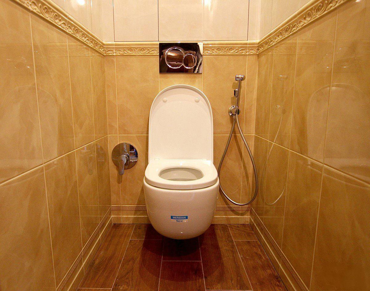 Как сделать биде в туалете