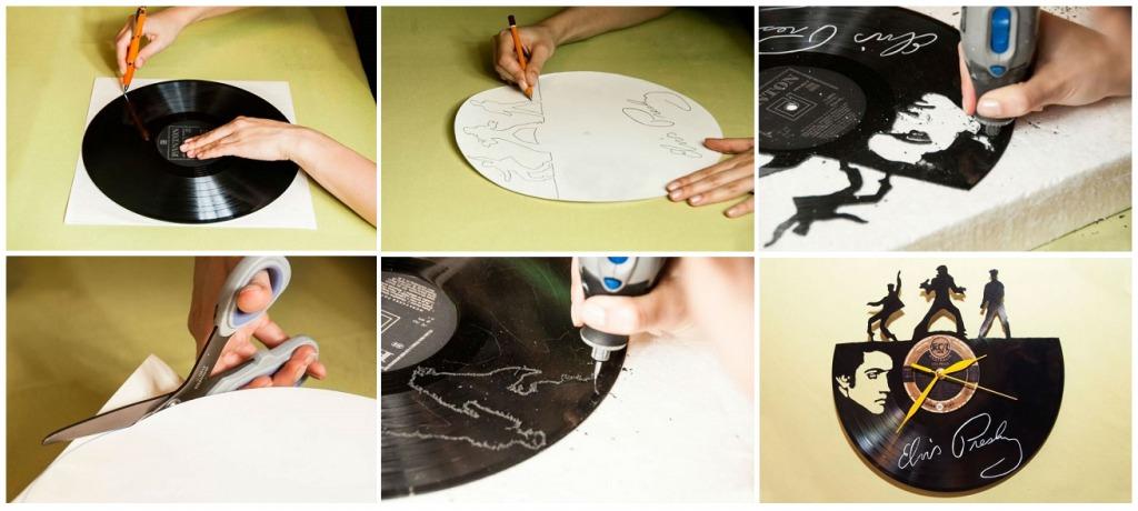 Как сделать пластинку своими руками