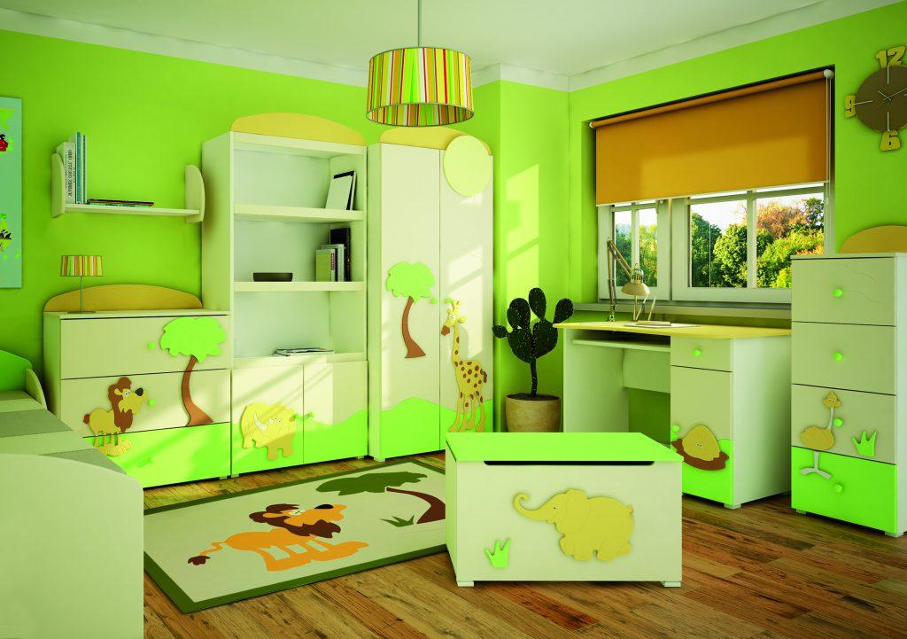 Мебель дизайн комнаты