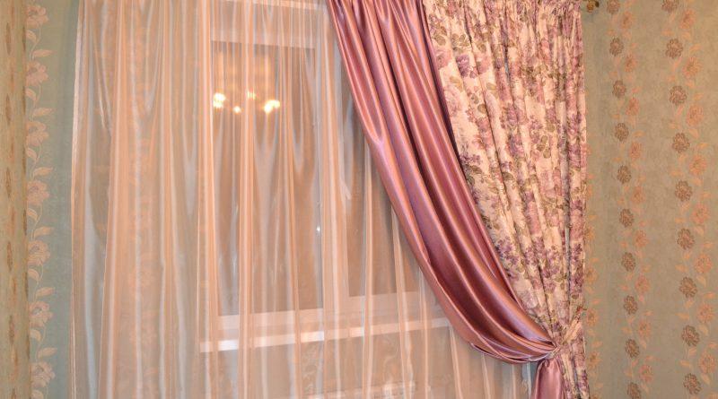 Использование штор светлых оттенков – создание гармонии в интерьере