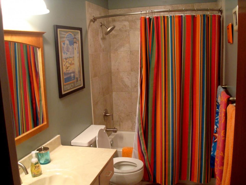 Штора для ванной своими руками фото 29