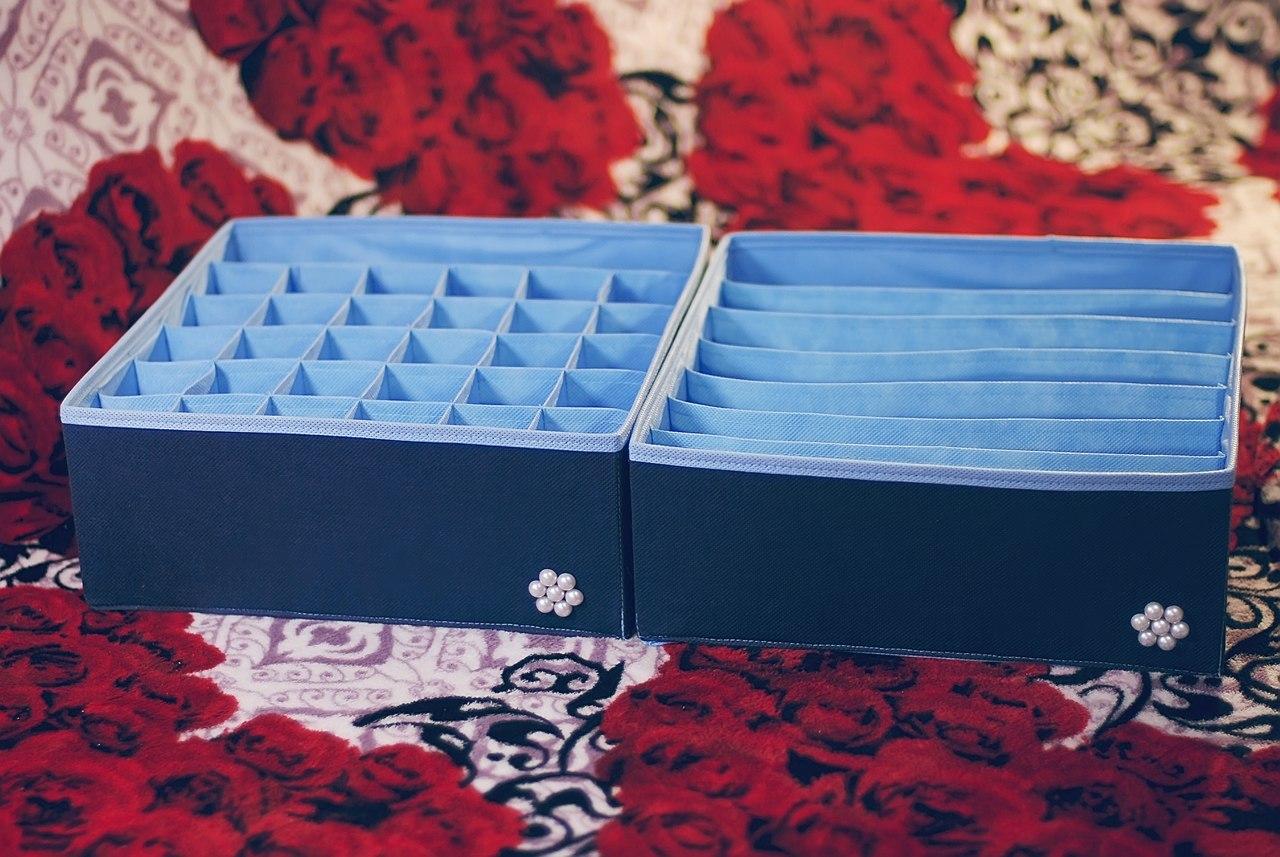 Коробка с ящиками своими руками