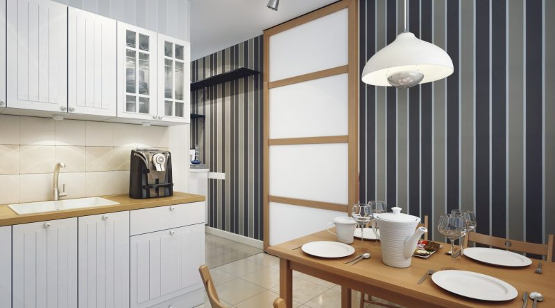 Советы по выбору обоев для кухни: цвет, практичность и дизайн (+40 фото)