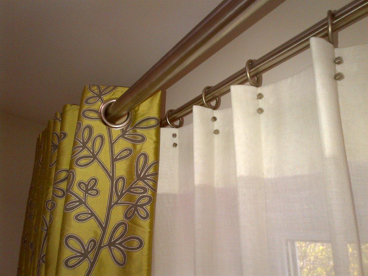 Как сшить шторы своими руками (96)