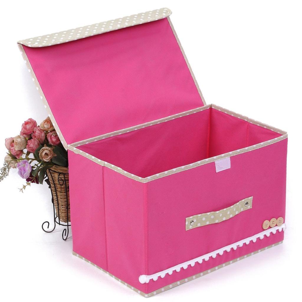 Как сшить тканевую коробку для хранения своими руками? 66