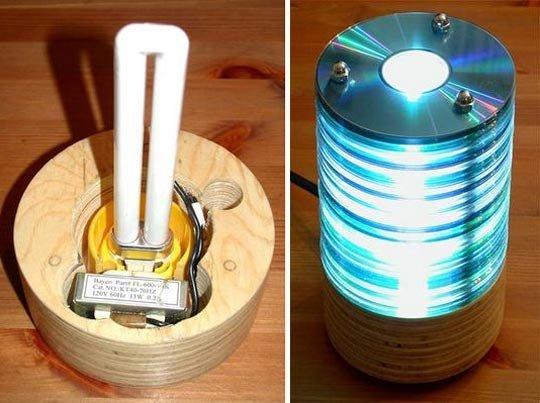 Изготовление лампы своими руками 25
