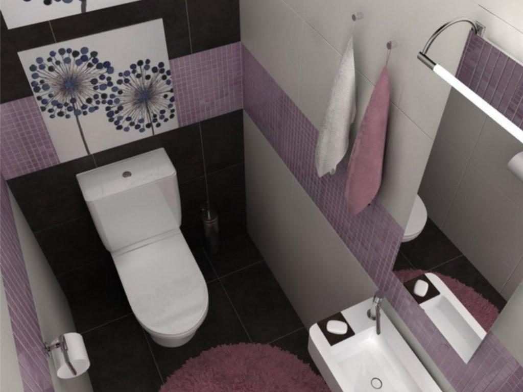 Раздельный санузел дизайн туалета