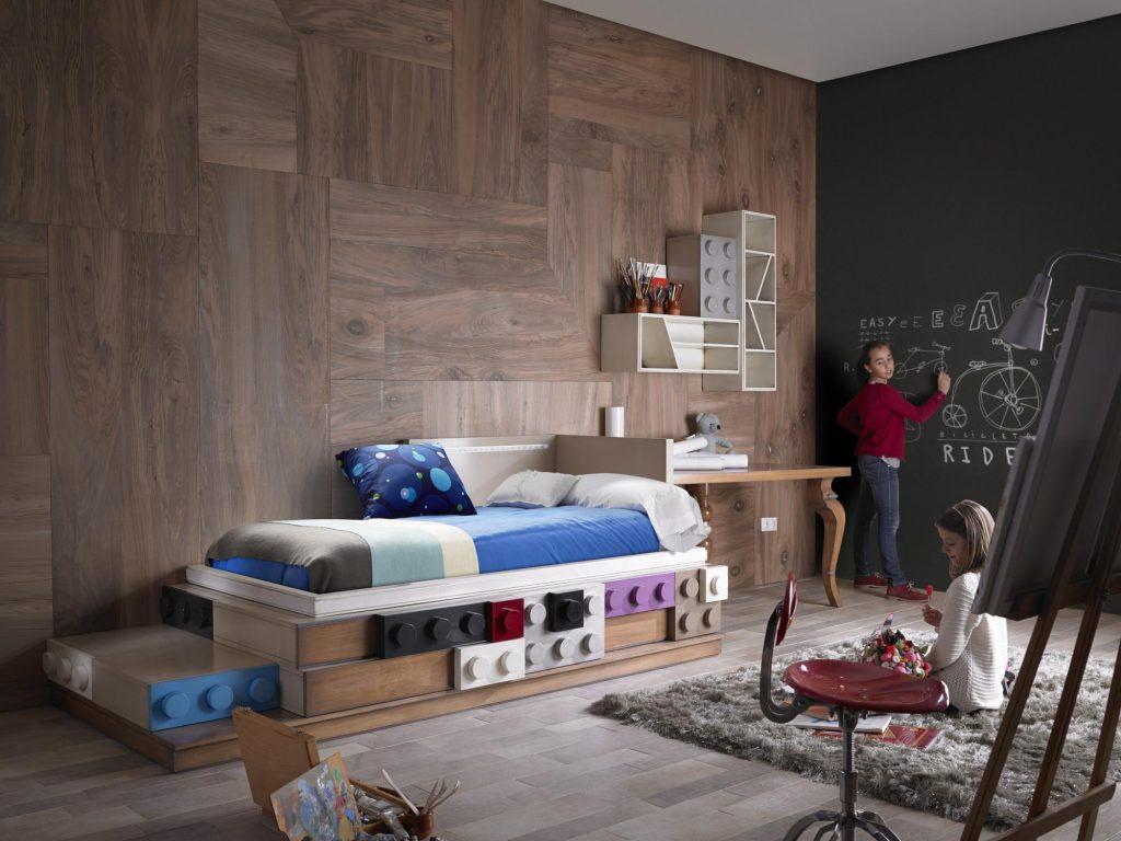 Дизайн игровой комнаты для детей