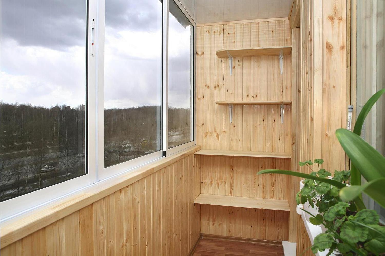 Сделать ремонт на балконе своими руками