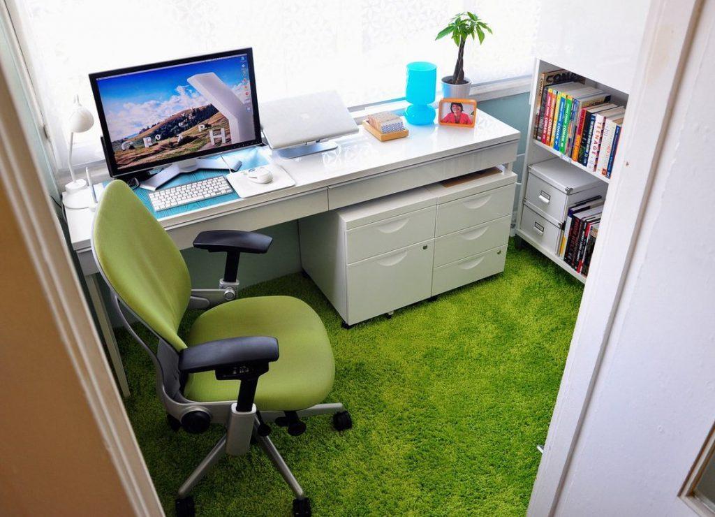 Как сделать кабинет уютным