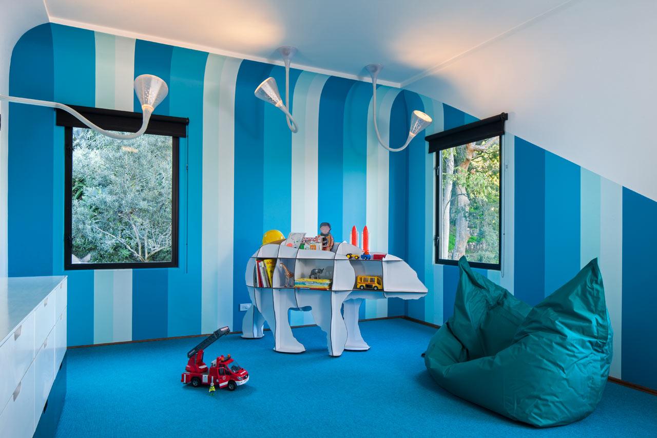 Фото окрашенный дизайн комнаты