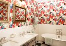 Идеи оформления ванной комнаты своими руками (+43 фото)