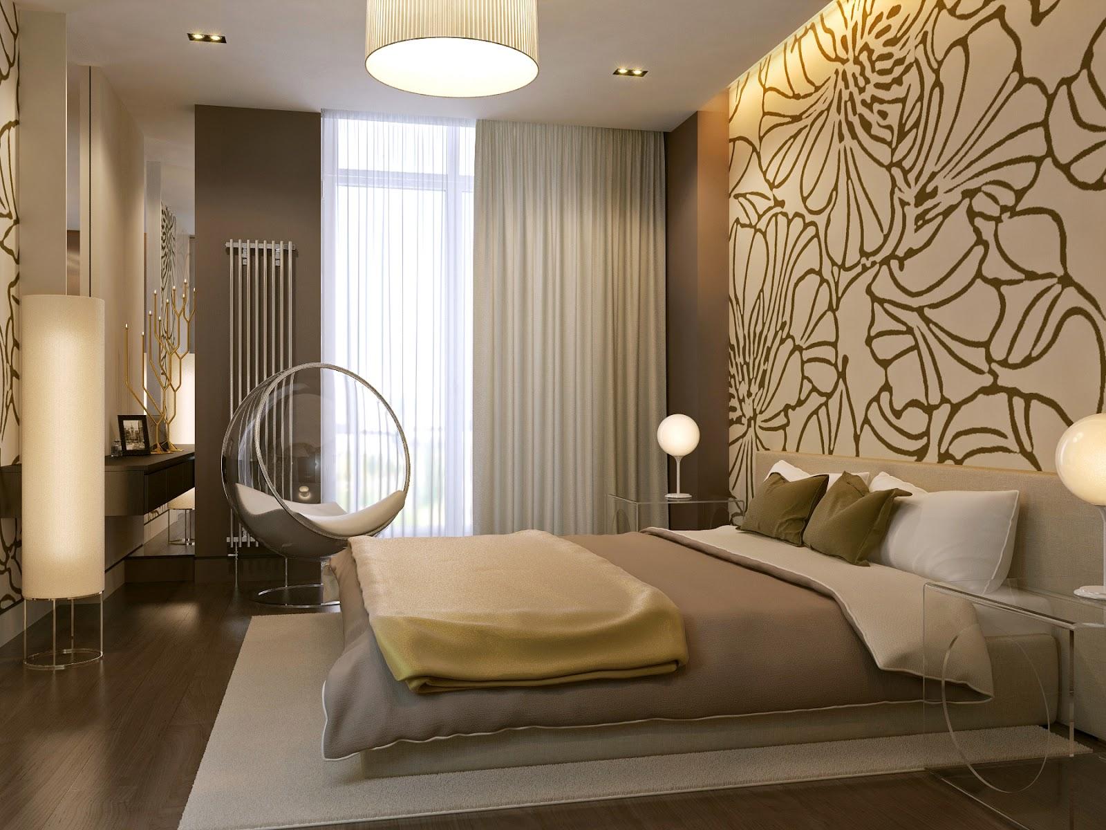 Дизайн спальни в бежевых тонах 55 фото идей интерьера.